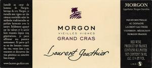 Morgon Grands Cras